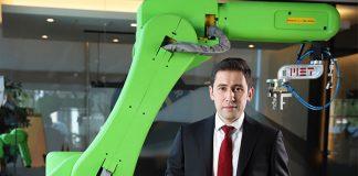 FANUC Robot Genel Müdürü Alper Yiğit