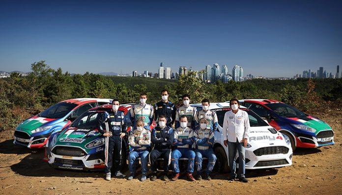 Castrol Ford Team Türkiye, WRC için gün sayıyor