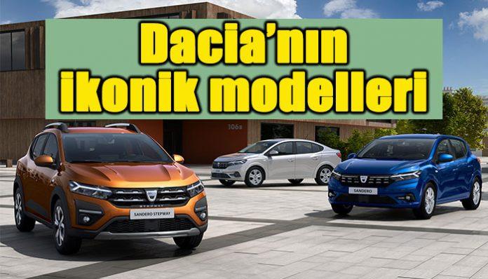 Dacia'nın ikonik modelleri tamamen yenilendi!
