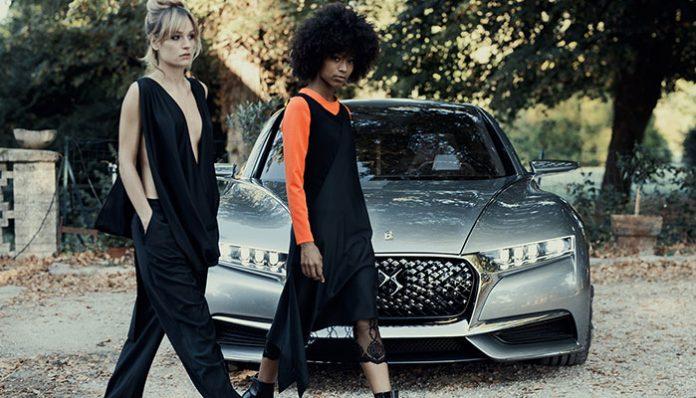 DS Automobiles'ten Paris Moda Haftası için