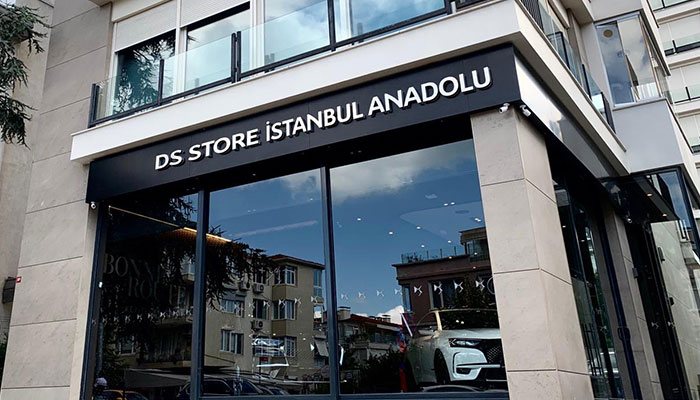 "Fransız lüks otomobil markası DS'den İstanbul'a ikinci ""DS Store"""