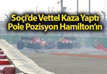 Formula 1 Rusya GP