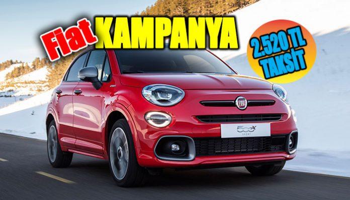 Fiat Egea ve 500 model ailesinde sonbahar fırsatları!