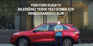 Ford Kampanya: Yeni Ford Kuga ve Puma test sürüşü için kapına gelsin!