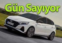 Yeni Hyundai i20 N Line'nin Türkiye'deki üretimi başlıyor