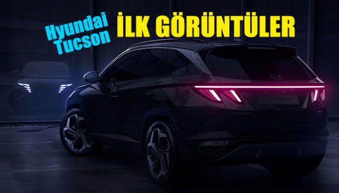 Hyundai Tucson lansman öncesi kendini iyice gösterdi