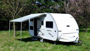 Gezginlerin mobil evi karavanlar artık Koçtaş'ta