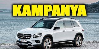 Mercedes-Benz Eylül Otomobil ve hafif ticari araç kampanyaları
