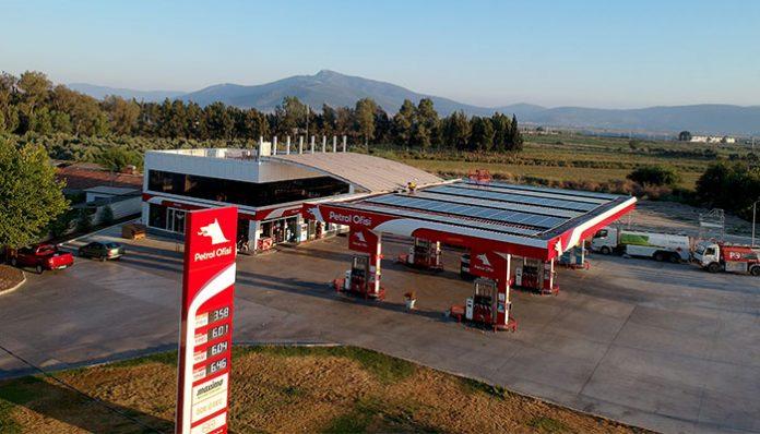 Petrol Ofisi'nde güneş enerjili istasyon sayısı artıyor