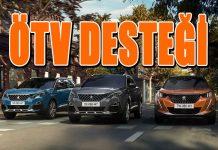 Peugeot Yeni Kampanya: ÖTV Desteği ve faiz avantajı