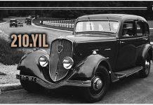 Fransız otomotiv devi Peugeot, 210. yılını kutluyor