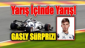 Formula 1 İtalya GP'sinde Gasly, Sainz ve Stroll'ün günü!