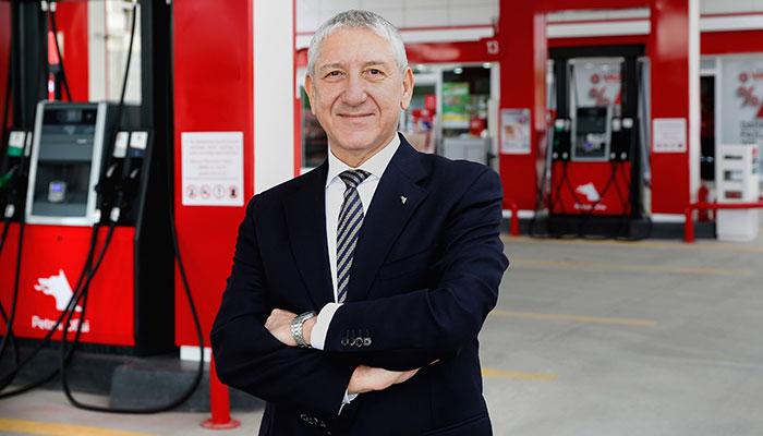 Petrol Ofisi CEO Selim Siper