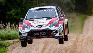 Toyota, Türkiye Rallisi'ne lider geliyor!