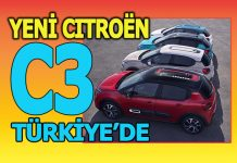 Yeni Citroen C3