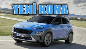 Hyundai'nin B-SUV segmentindeki kozu yeni KONA!