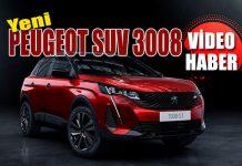 Yeni Peugeot SUV 3008: A'dan Z'ye tüm detaylar!