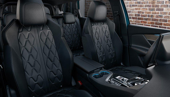 Yeni Peugeot SUV 5008