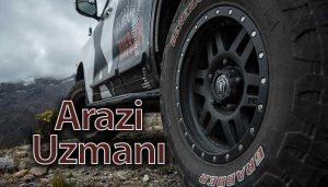 General Tire Grabber X3 arazi lastikleri