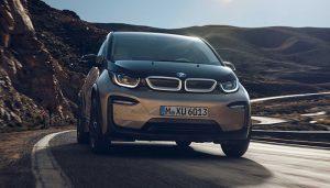 Elektrikli BMW i3