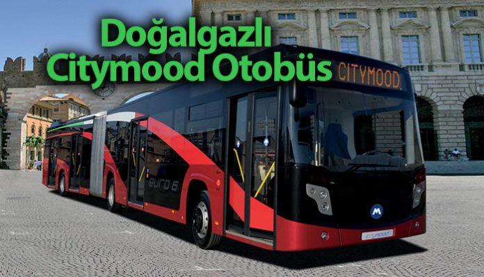 karsan doğalgazlı otobüs