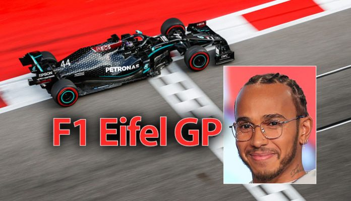 F1 Eifel GP
