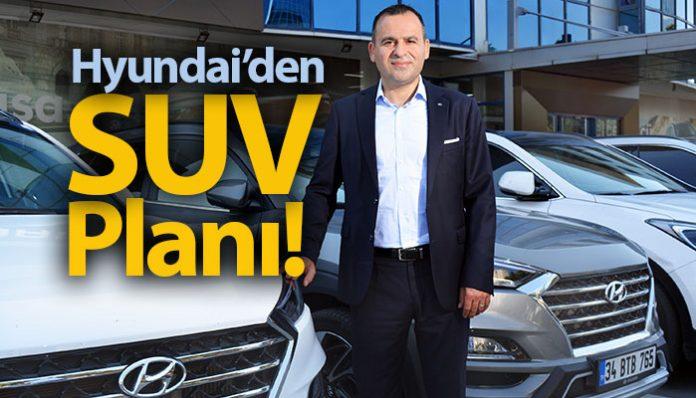Hyundai SUV modelleri