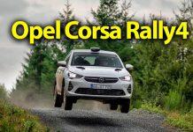 Opel Corsa Rally4