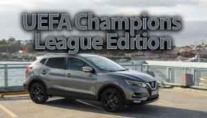 QASHQAI UEFA Champions League Edition