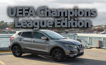 QASHQAI UEFA Champions League Edition