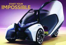Toyota mobilite