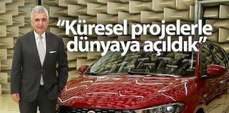 Tofaş CEO'su Cengiz Eroldu
