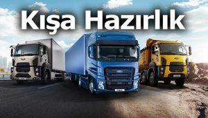 Ford Trucks kışa hazırlık kampanyaları