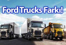Türkiye ağır ticari pazarında satılan her 3 araçtan biri Ford Trucks!