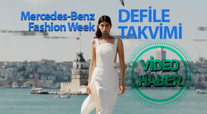 Mercedes-Benz Fashion Week Istanbul'un defile takvimi açıklandı
