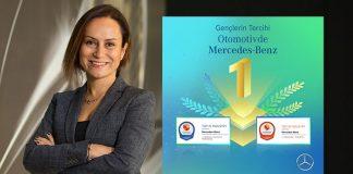 Mercedes-Benz Türkiye'nin En Çekici İşvereni seçildi!