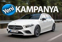 Mercedes-Benz'in Ekim kampanyaları için sayılı günler