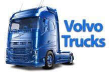 Volvo Trucks Mavi Kontrat
