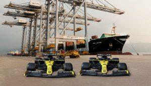 DP World otomotiv endüstrisine F1'le giriyor