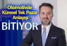 KPMG Türkiye Otomotiv Sektör Lideri Hakan Ölekli