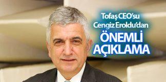 Tofaş'tan ülke ihracatına katkı sağlayacak önemli hamle