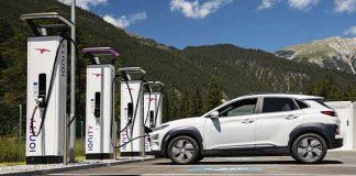 Hyundai Avrupa'nın en yaygın şarj ağı olan IONITY'ye katıldı