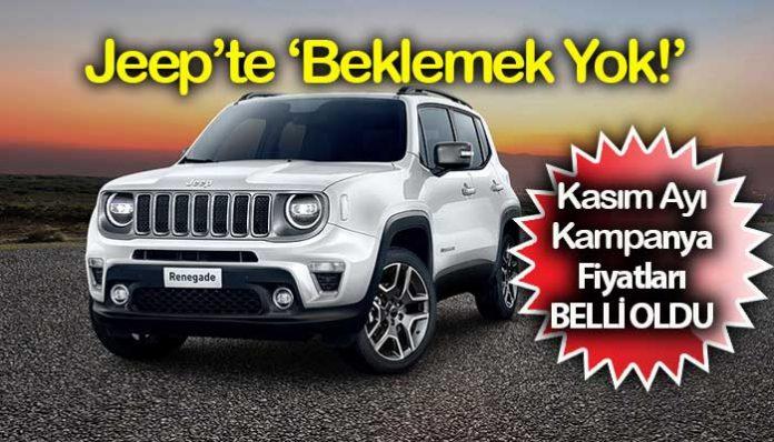 Jeep Kampanya