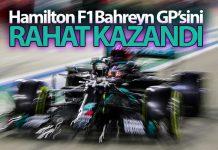 Lewis Hamilton Bahreyn GP'si