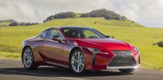 Lexus Avrupa'da 1 Milyon Satış Adedine Ulaştı