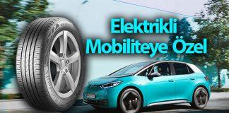 Continental'den yeni Volkswagen ID.3'e yüksek teknoloji desteği!