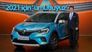 Renault MAİS Genel Müdürü Berk Çağdaş