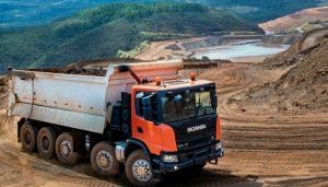 Scania G 540 10x4
