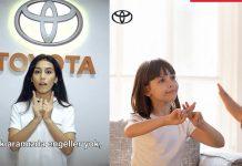 Toyota'dan işitme engelliler için görüntülü iletişim hattı