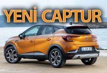 Yeni Renault Captur